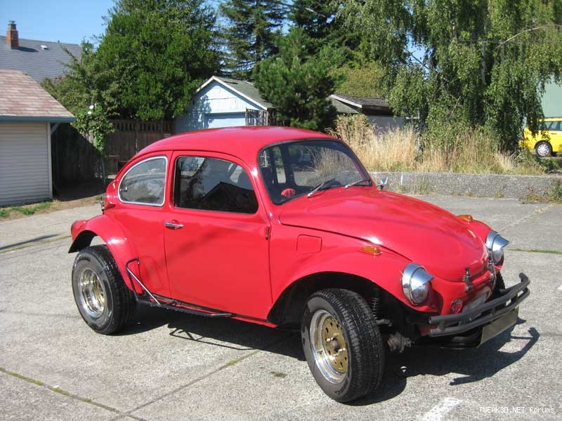Project Baja! ---- 1970 VW Baja Bug | Tweak3D