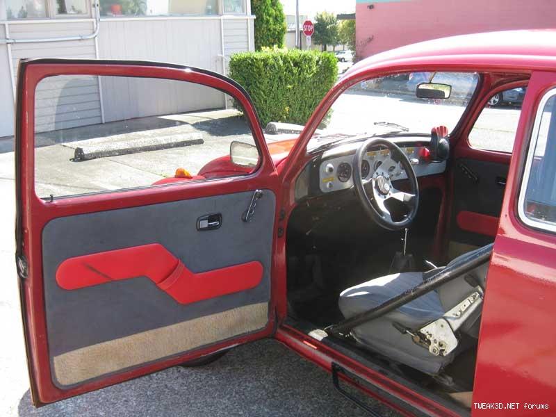 Garage Door Rubber Seal >> Project Baja! ---- 1970 VW Baja Bug | Tweak3D