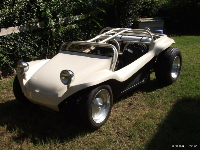 Project: 1966 Maiers Manx 2 Dune buggy! | Tweak3D