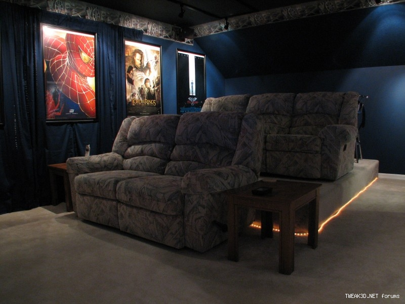 Wall color for home theater home painting Home theater colors