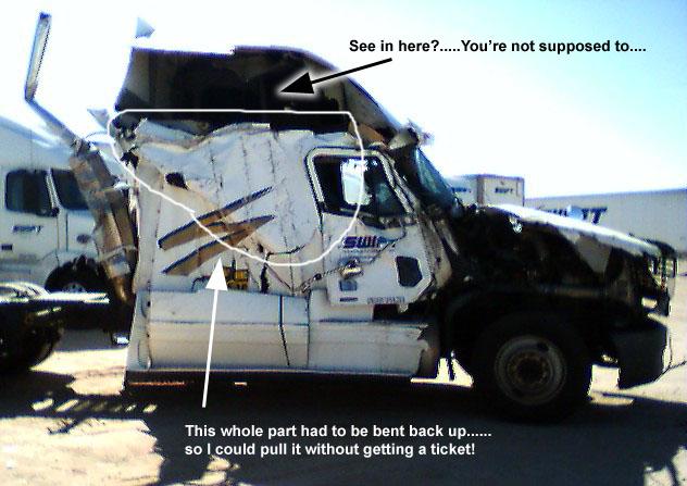 Semi Truck Wrecks Tweak3d