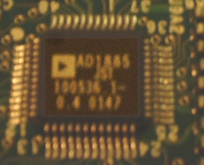 Analog Devices AD Integrated Audio v. A19